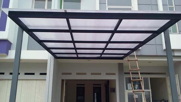 gambar kanopi kaca untuk rumah