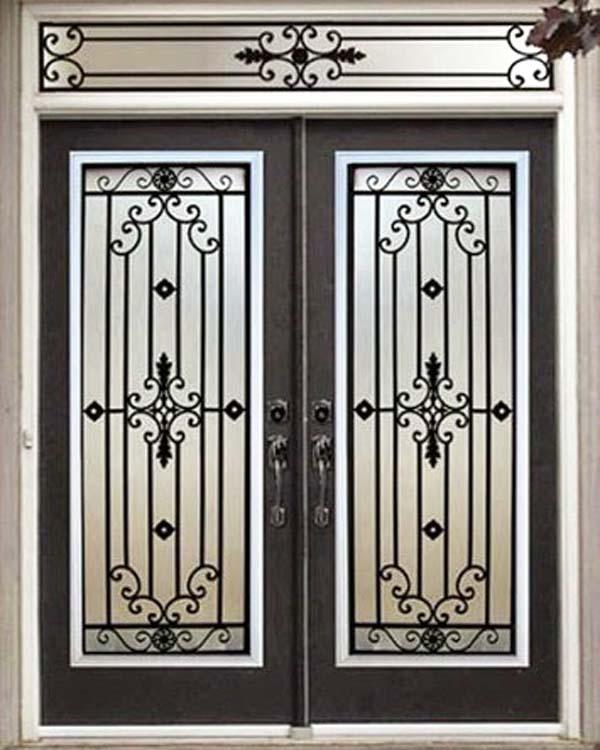 teralis jendela minimalis dengan besi ulir