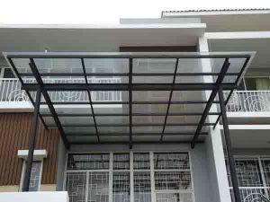 Gambar kanopi atap kaca-pembuatan kanopi tangerang