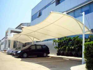 Gambar kanopi atap membrane-pembuat kanopi tangerang