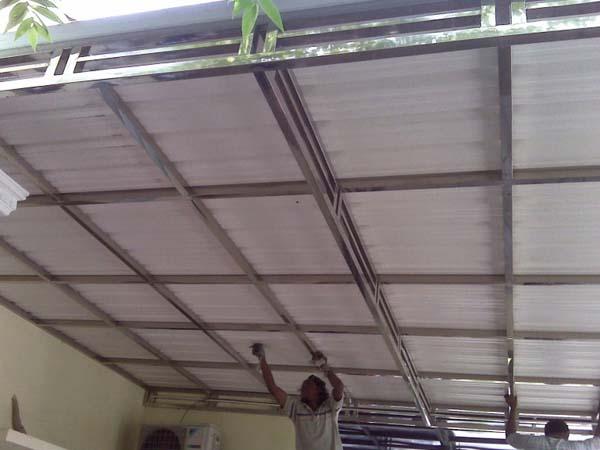 gambar kanopi stanlees steel- pasang kanopi di tangerang